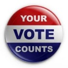 Election Day Your Vote Counts