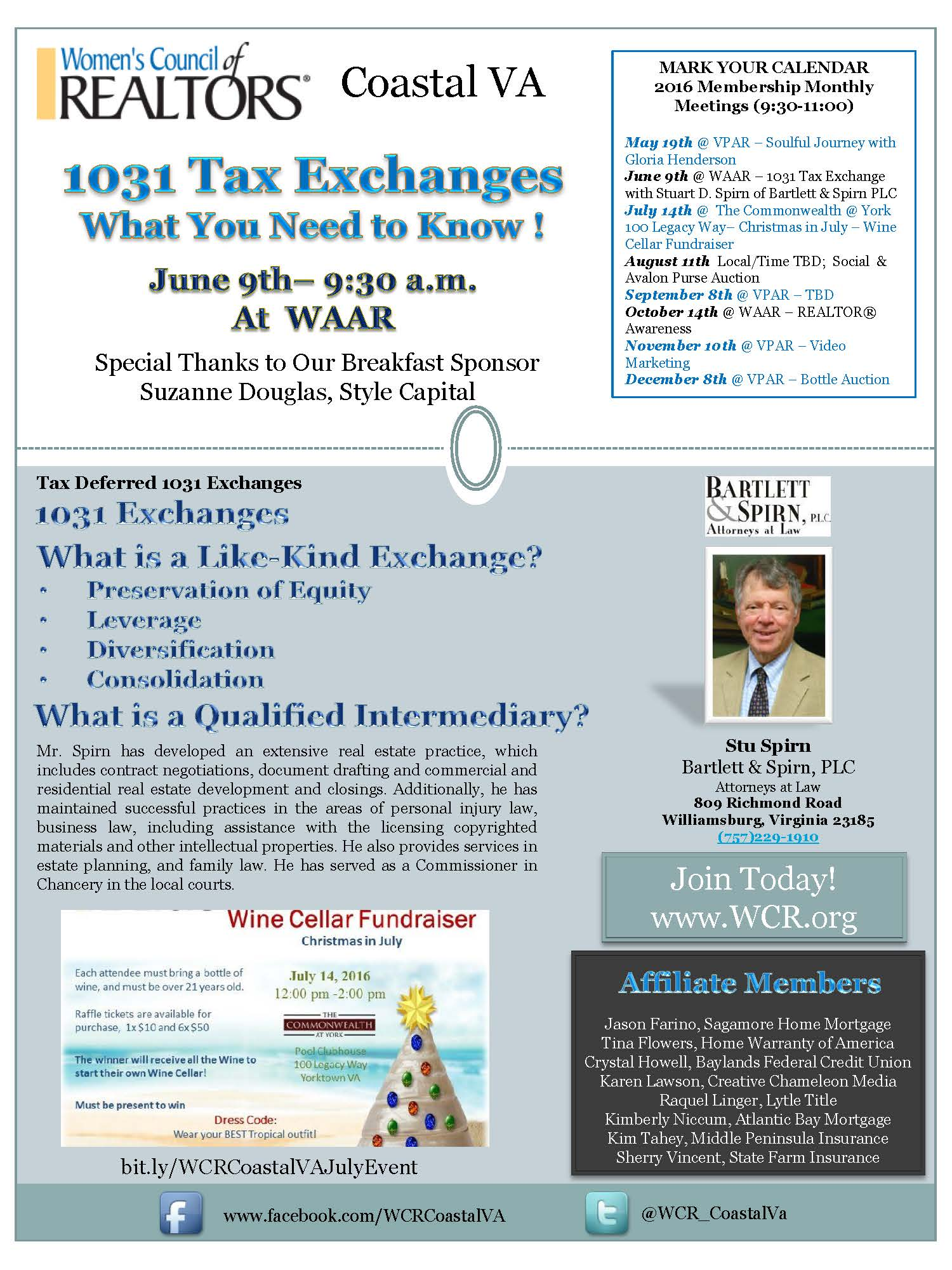 JUNE 2016 WCR flyer WEB