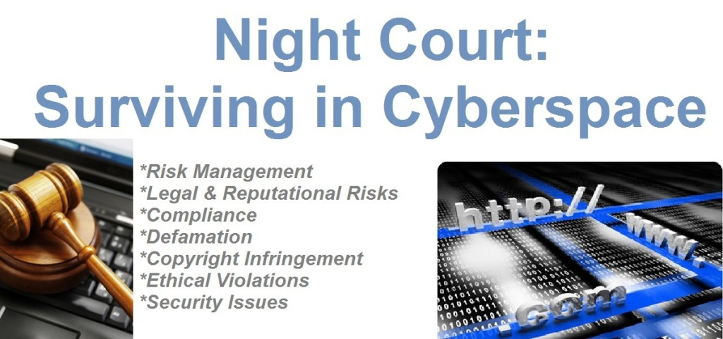 Night Court Cyberspace
