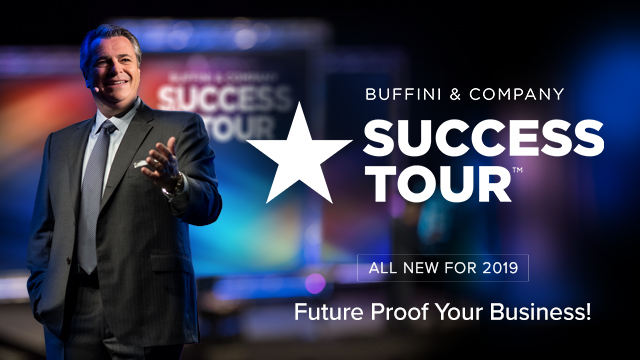 Brian Buffini Success Tour – Simulcast at VPAR with Wells Fargo Home Mortgage – September 12th