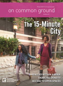 Just Out: On Common Ground – The 15-minute neighborhood